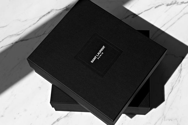Image of A Look at New Saint Laurent Packaging
