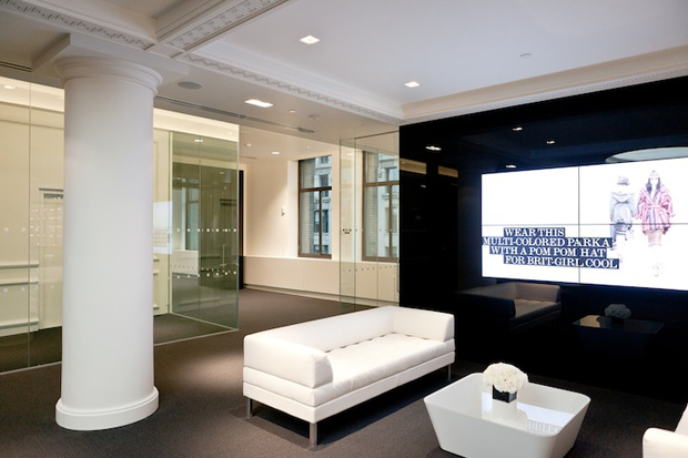 Image of A Look Inside the NET-A-PORTER New York City Office
