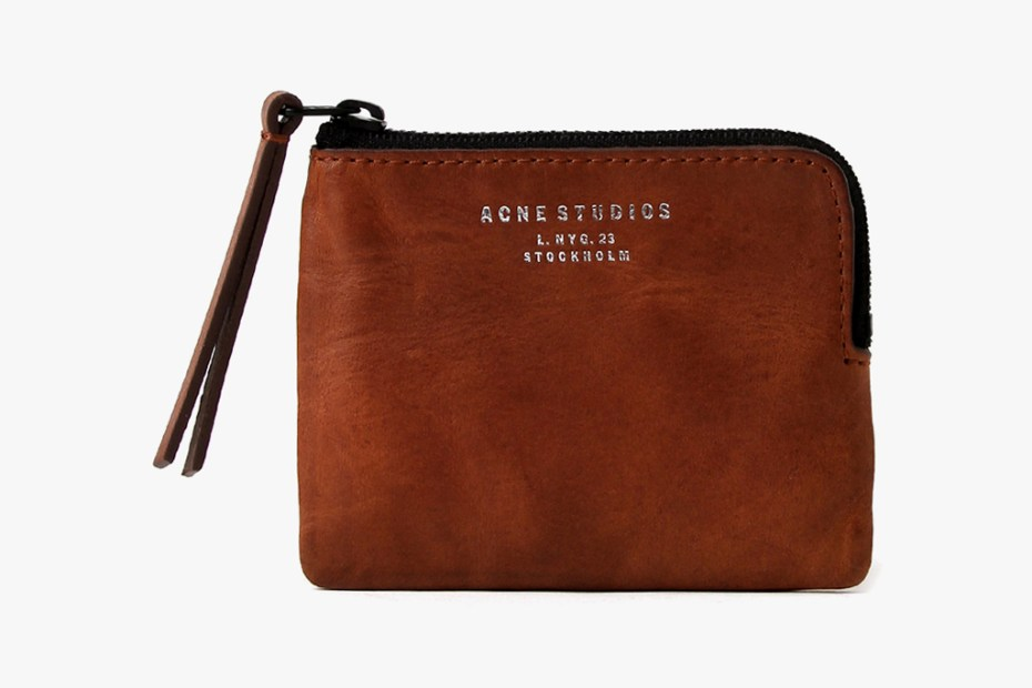 Image of Acne Small Pouch Collection