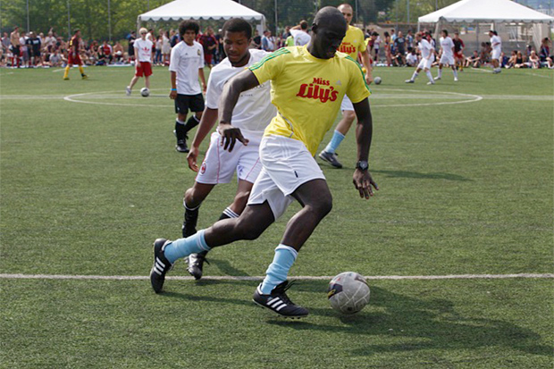 Image of adidas 2012 FANATIC Tournament Recap