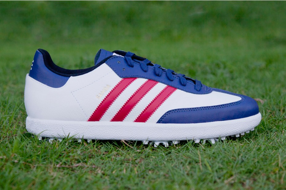 "Image of adidas Golf 2012 Samba ""Majors"" Collection"