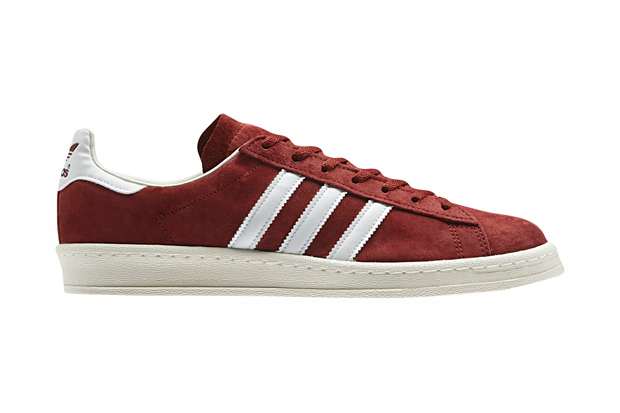 "Image of adidas Originals 2012 Fall/Winter ""Wine"" Pack"