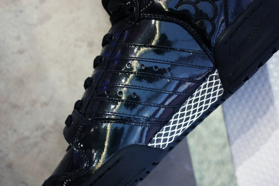 Image of Bread & Butter: adidas Originals by Jeremy Scott 2013 Spring/Summer JS Wings Preview