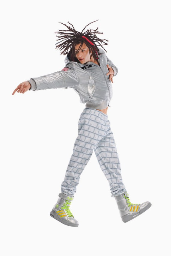 Image of adidas Originals by Jeremy Scott 2012 Fall/Winter Lookbook