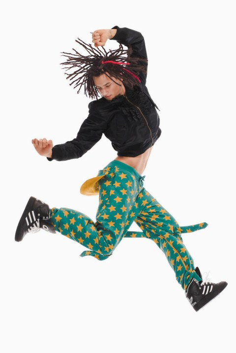 Image of adidas Originals by Jeremy Scott 2012 Fall/Winter Lookbook