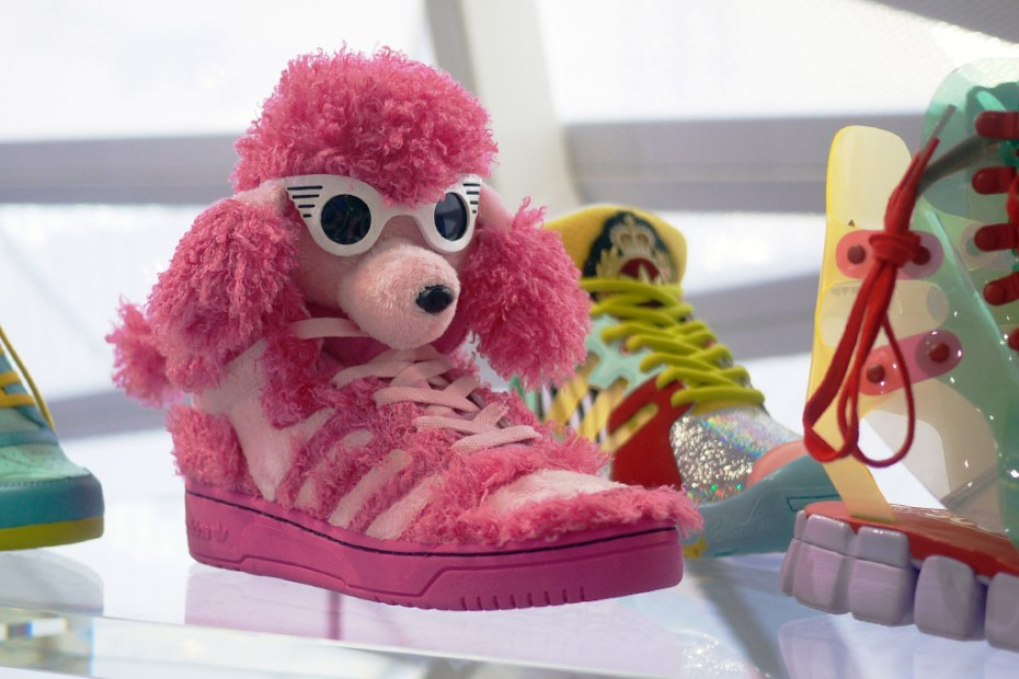 Image of Bread & Butter: adidas Originals by Jeremy Scott 2013 Spring/Summer JS Poodle Preview
