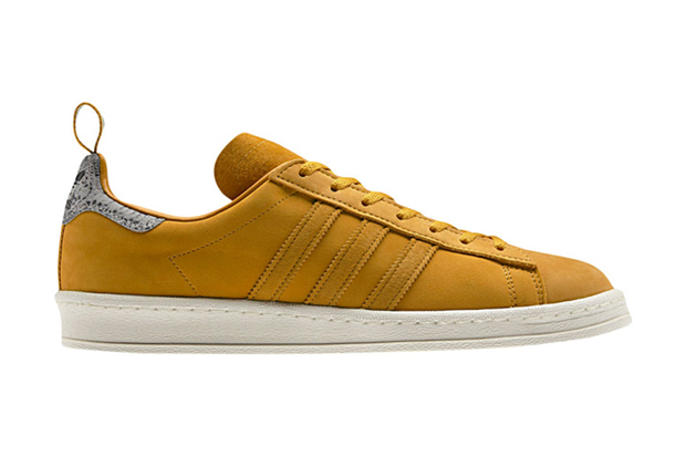 "Image of adidas Originals 2012 Fall/Winter ""Mustard"" Pack"