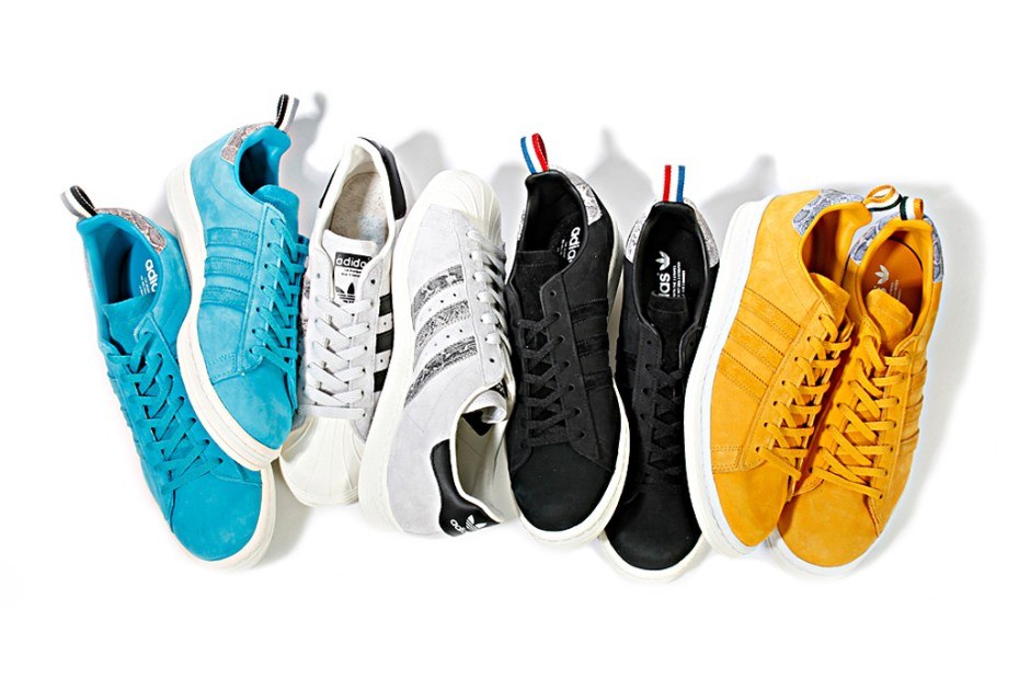 "Image of adidas Originals 2012 Fall/Winter ""Snakeskin"" Pack"