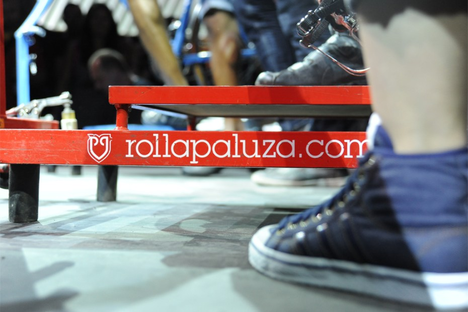Image of #adidasunderground: Rollapaluza Competition - Day 1