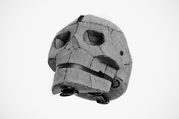 Image of Aitor Throup 2013 Spring/Summer Shiva Skull Bag