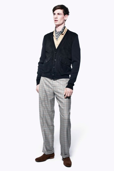 Image of Alexander McQueen 2013 Spring/Summer Collection