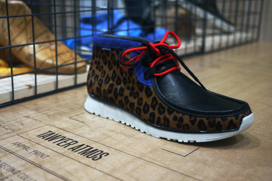 Image of Bread & Butter: atmos x Clarks Sportswear 2013 Spring/Summer Tawyer Mid Preview