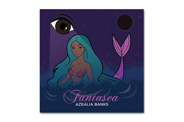 Image of Azealia Banks – Fantasea (Mixtape)
