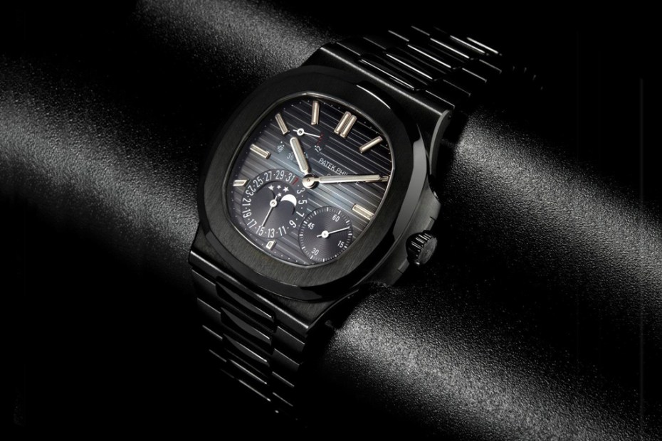 Image of Bamford Watch Department Patek Philippe Nautilus 5712/1A Moon Phase Date
