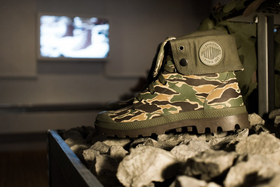 Image of Billionaire Boys Club x Palladium 2012 Fall/Winter Preview 