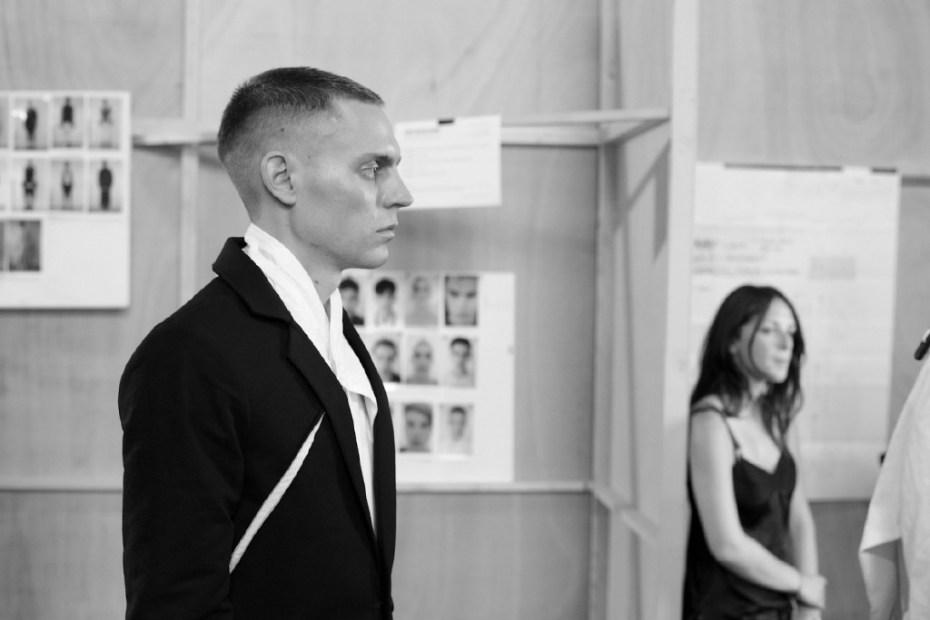 Image of Boris Bidjan Saberi 2013 Spring/Summer Backstage Visuals & Interview