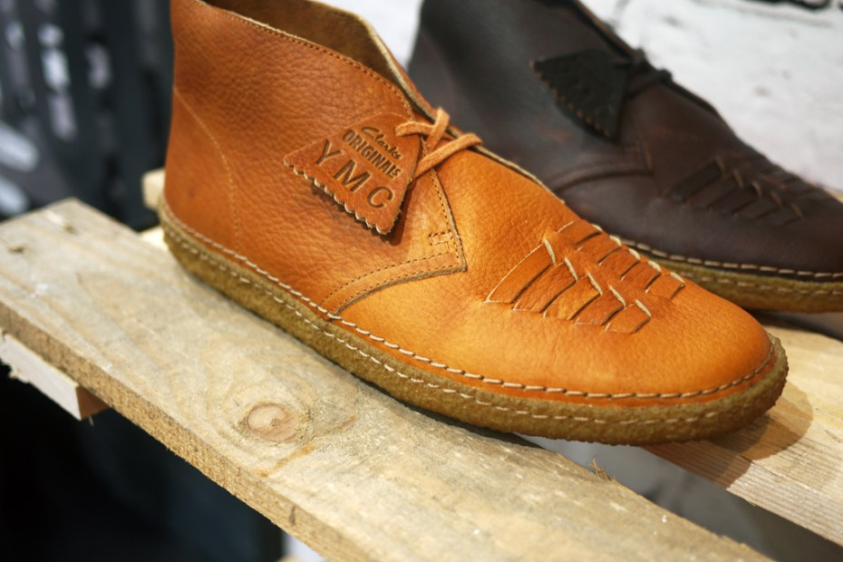 Image of YMC x Clarks Originals 2013 Spring/Summer Capsule Collection Preview
