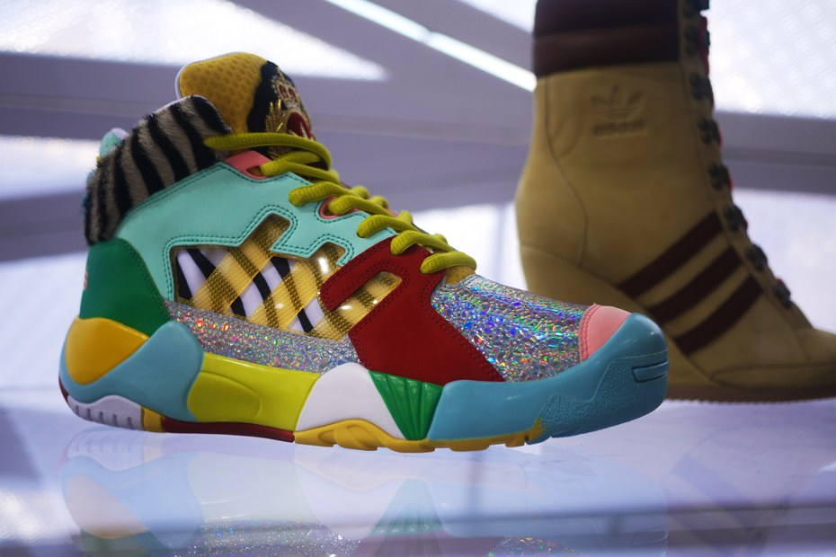 Image of Bread & Butter: adidas Originals by Jeremy Scott 2013 Spring/Summer Collection Preview