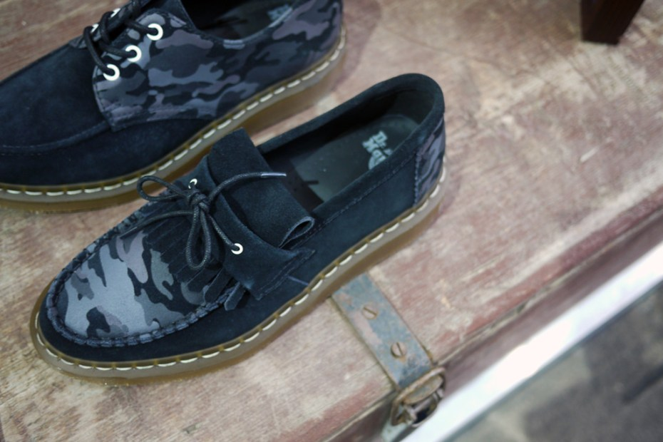 Image of Bread & Butter: Dr. Martens 2013 Spring/Summer Collection Preview