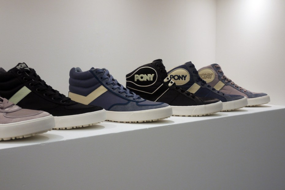 Image of Bread & Butter: PONY 2013 Spring/Summer Collection Preview