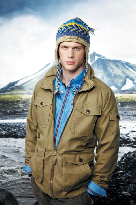Image of Burkman Bros. 2012 Fall/Winter Lookbook
