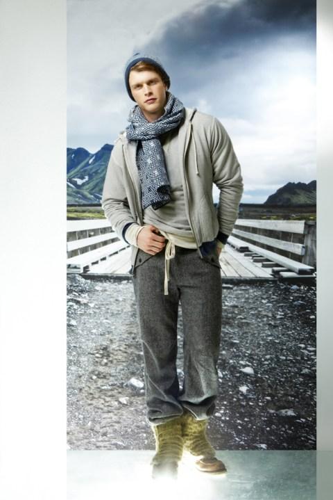 Image of Burkman Bros. 2012 Fall/Winter Lookbook
