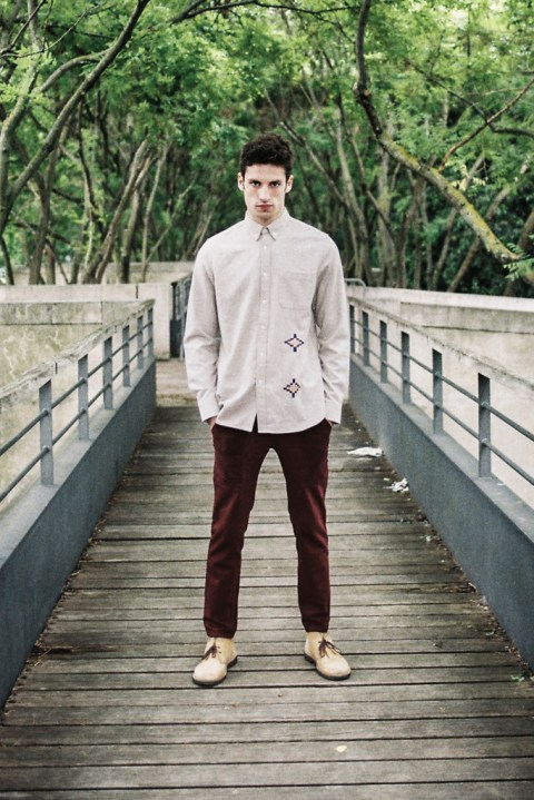 "Image of BWGH 2012 Fall/Winter ""Ourouk"" Collection"