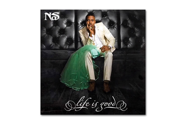 Image of Nas - Bye Baby