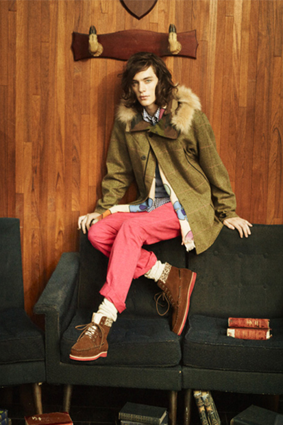 Image of Caminando 2012 Fall/Winter Lookbook