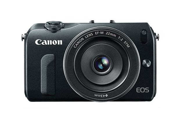 Image of Canon EOS M Mirrorless Camera Specifications