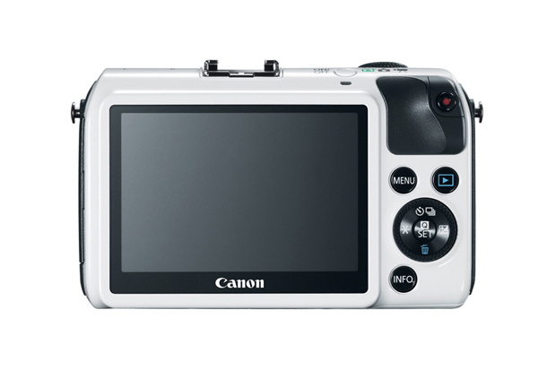 Image of Canon Officially Releases the Mirrorless EOS M Camera