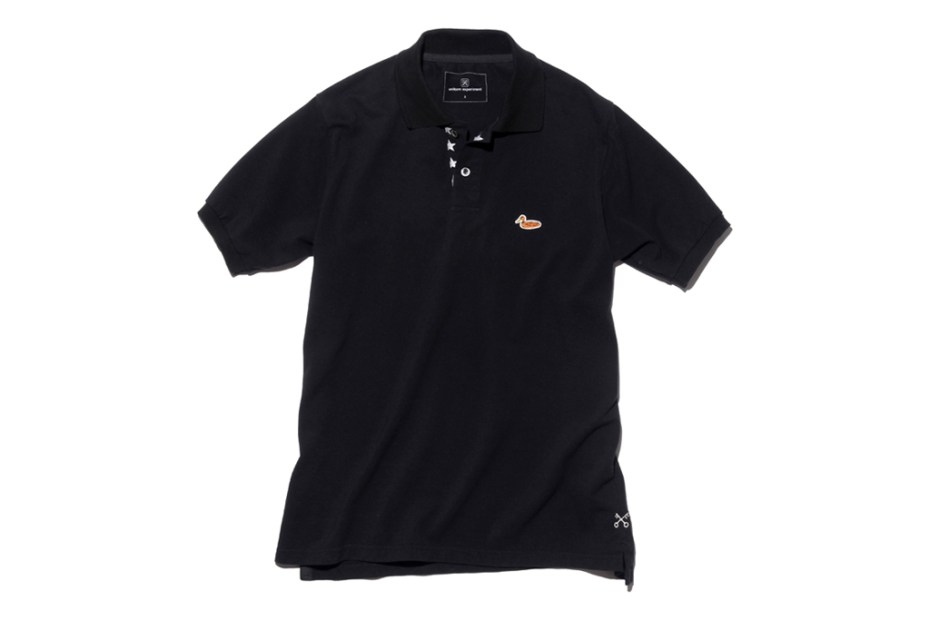 Image of uniform experiment x Carhartt 2012 Spring/Summer Polo