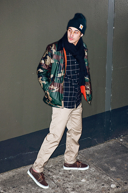 Image of Carhartt WIP 2012 Fall/Winter Lookbook
