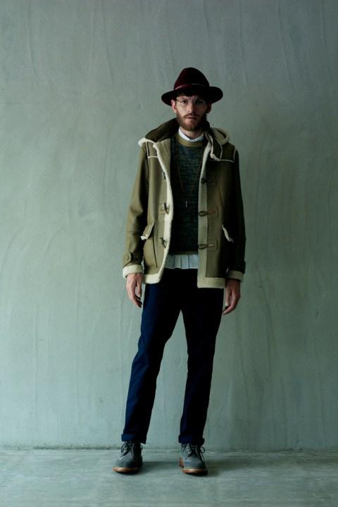 Image of CASH CA 2012 Fall/Winter Lookbook
