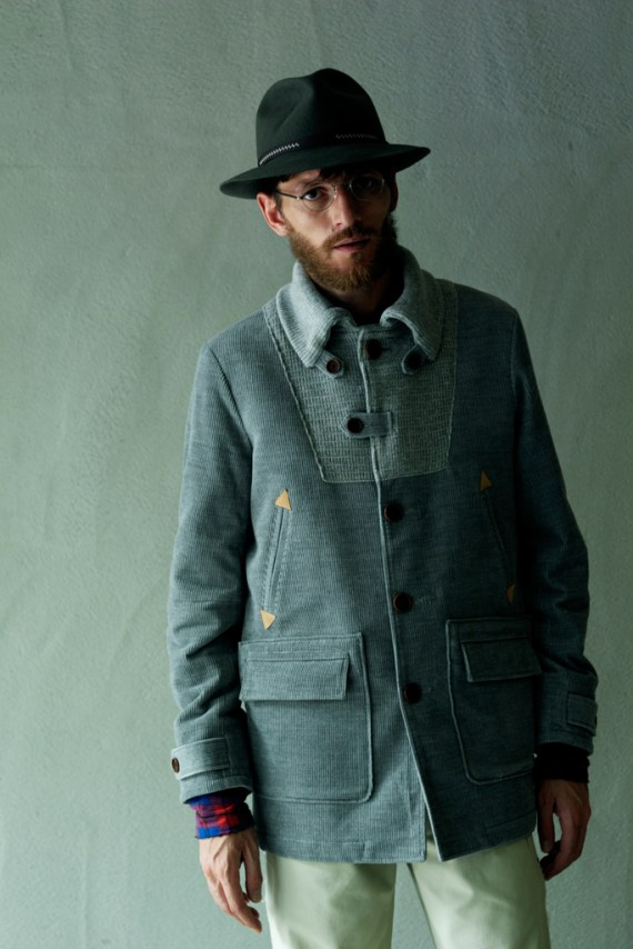 Image of CASH CA 2012 Fall/Winter Lookbook