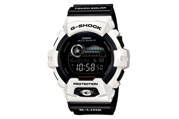 Image of Casio G-Shock G-Lide GWX-8900B-7DR