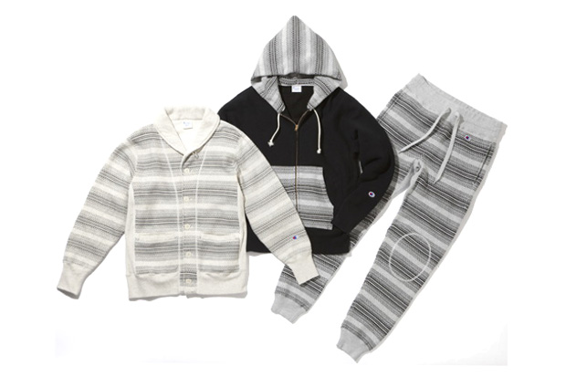 "Image of Champion ""Reverse Weave"" Fleece Collection"