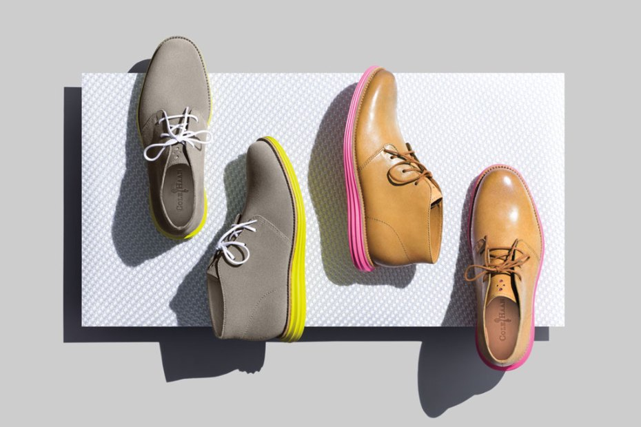 Image of Cole Haan LunarGrand Chukka Limited Edition