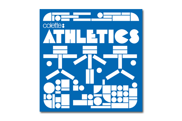 "Image of colette Presents Olympic-Inspired ""colette Athletics"" Mixtape"
