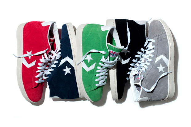 Image of Converse 2012 Pro Leather Suede