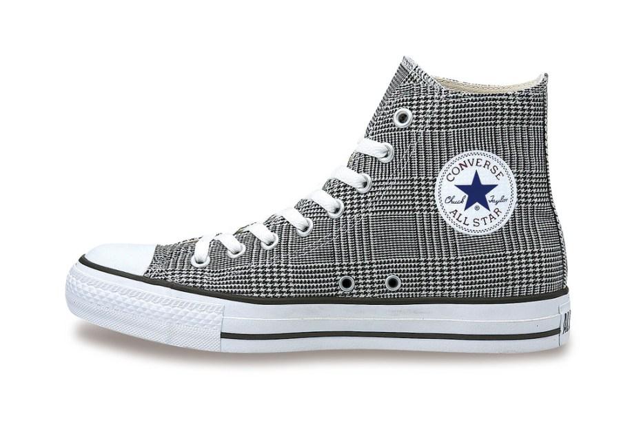 Image of Converse Japan Chuck Taylor All Star Glen-Check Hi