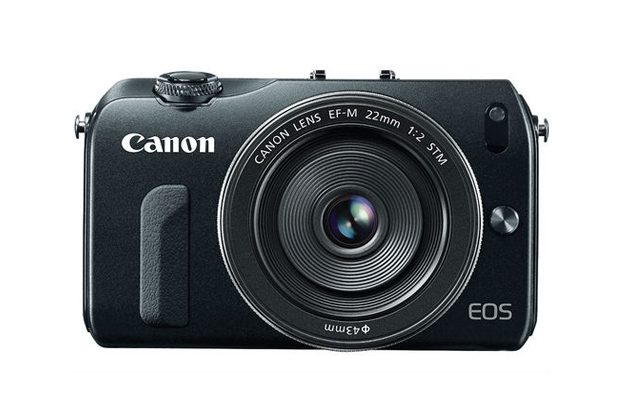 Image of Could This Be a First Look at Canon's Mirrorless EOS-M Camera?