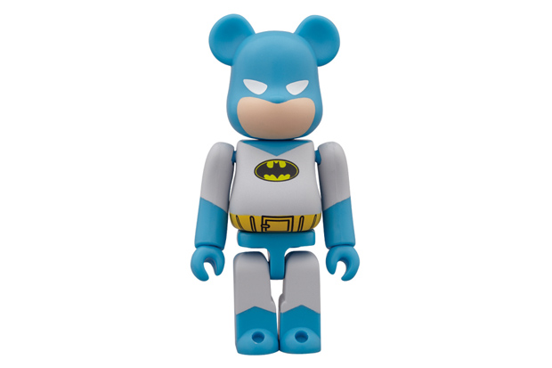 Image of DC Comics x Medicom Toy Batman Bearbrick