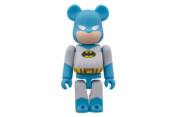 Image of DC Comics x Medicom Toy Batman Bearbrick