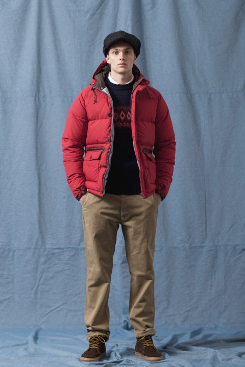 "Image of Deluxe 2012 Fall/Winter ""Stars and Bars"" Lookbook"