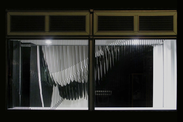 Image of Dover Street Market Olympic Window by Zaha Hadid