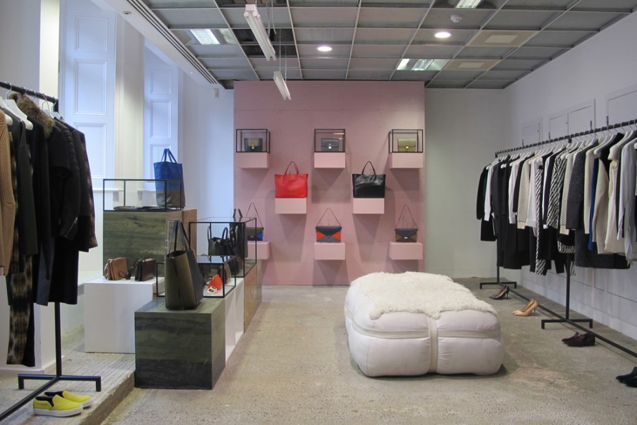 Image of DOVER STREET MARKET: Tachiagari for 2012 Fall/Winter