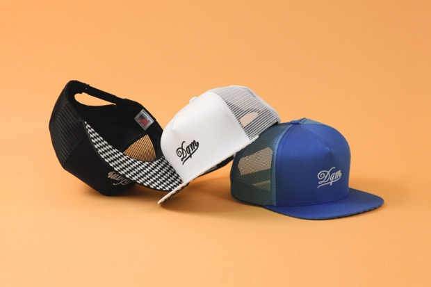 Image of DQM Valencia Vented Snapbacks