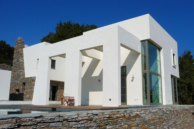 Image of Emasies House on Andros Island by klab architects