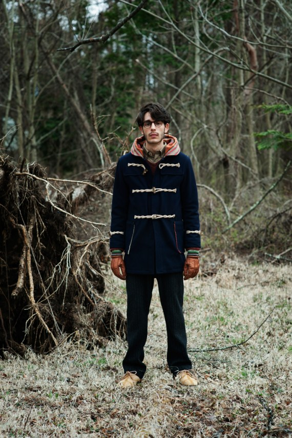 Image of EOTOTO 2012 Fall/Winter Lookbook